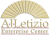 AJ Letizio Enterprise Center Logo