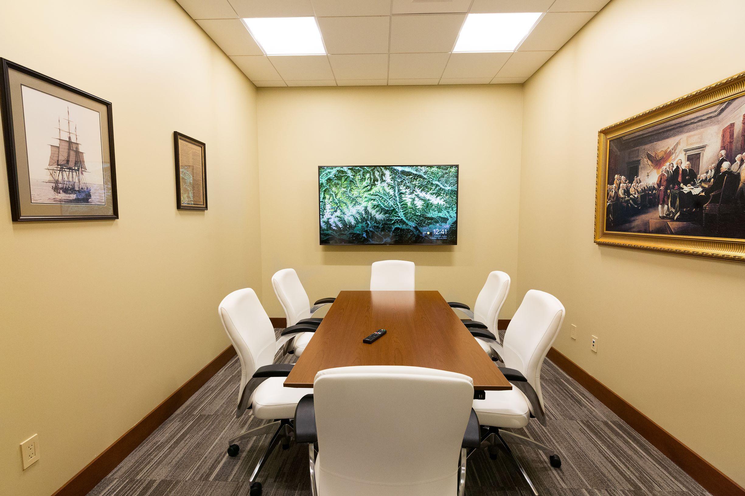 Media Room 318